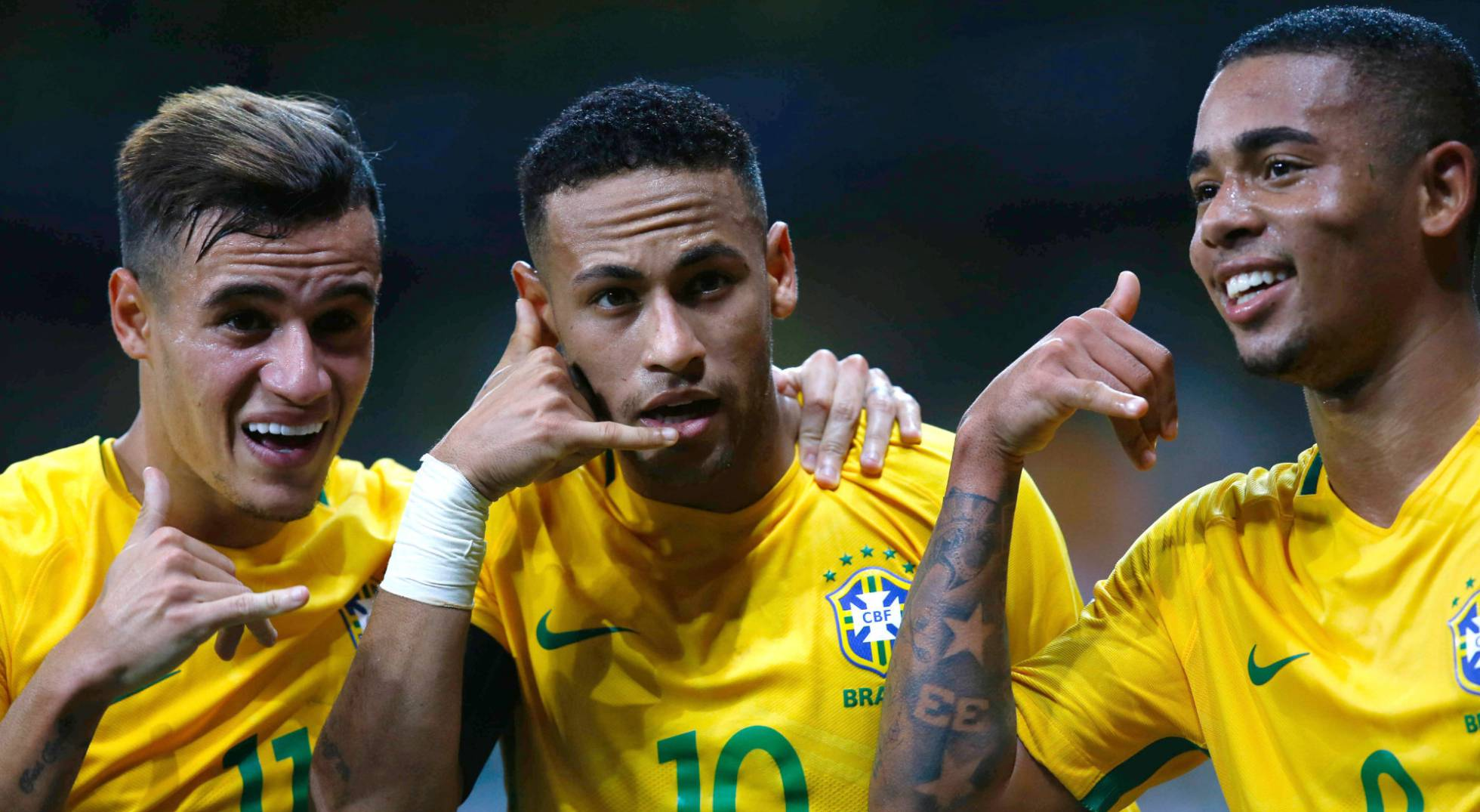 Popular Brazil World Cup 2018 - BrazilTrio  Perfect Image Reference_549588 .jpg